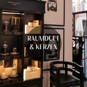 Raumduft & Kerzen